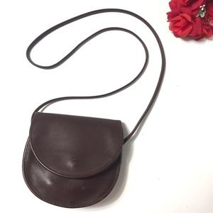 Coach Casey Crossbody Leather Purse